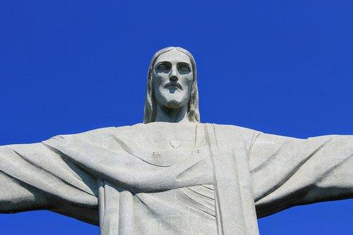 christ  christ the redeemer  brazil