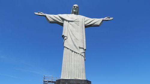 christ the redeemer brazil christ