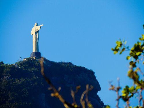 christ the redeemer rio de janeiro corcovado