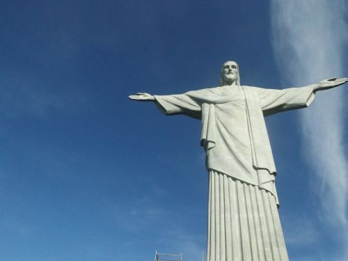christ the redeemer statue christ