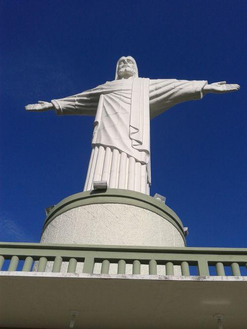 christ the redeemer morrinhos replica