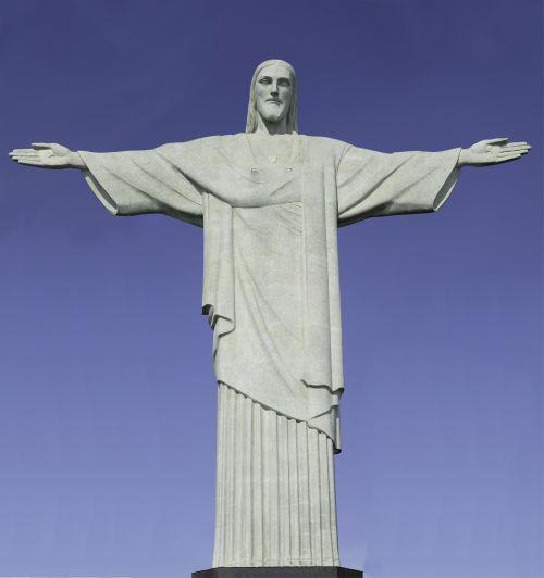 christ the redeemer statue rio brazil