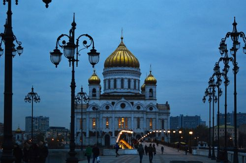 christ the savior cathedral moscow temple christianity