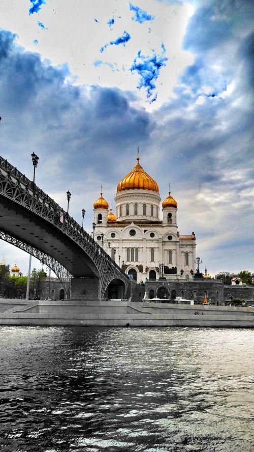 christ the savior cathedral the orthodox church church