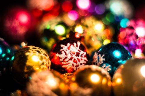 christbaumkugeln  christmas  decoration