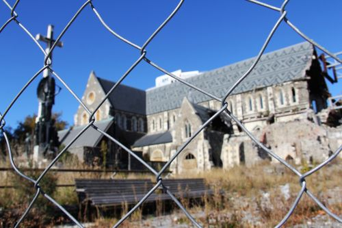 christchurch cathedral recover