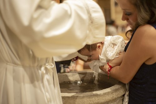 christening  sacramento  church