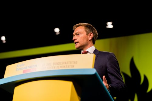 christian lindner fdp federal congress