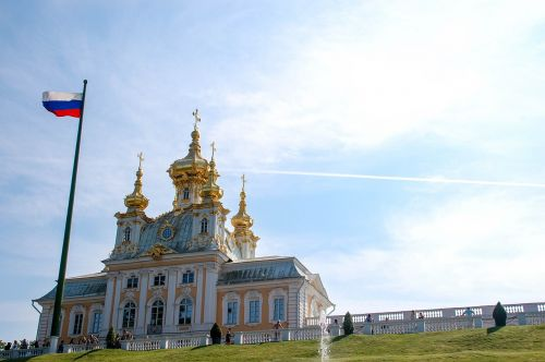 christianity church golden domes