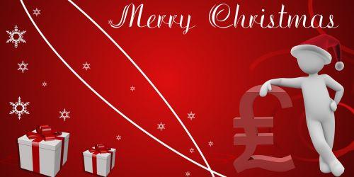 christmas money xmas