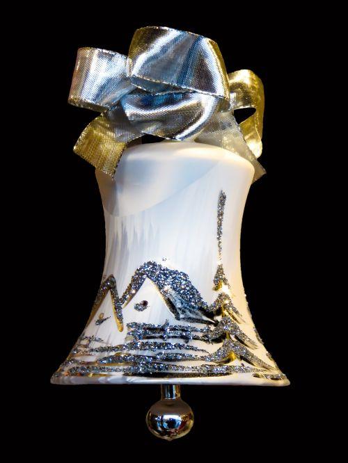 christmas christmas gift bell