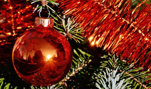 christmas christmas balls christbaumkugeln