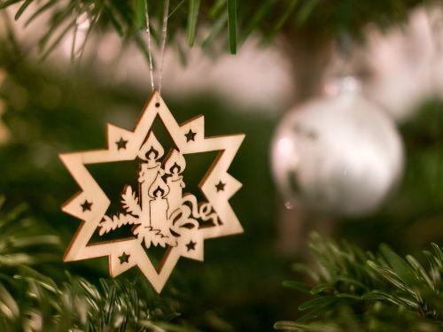 christmas star christmas tree star
