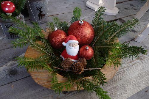 christmas decorate santa claus