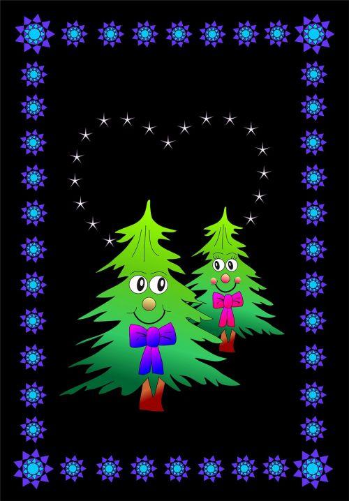 christmas christmas tree fir