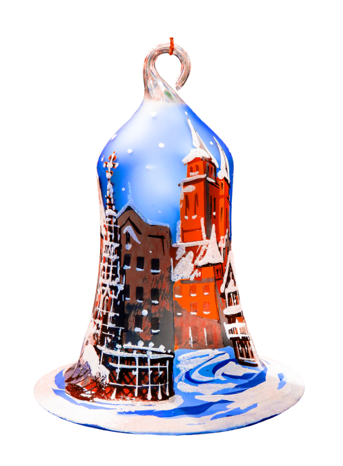 christmas bell christmas ornaments