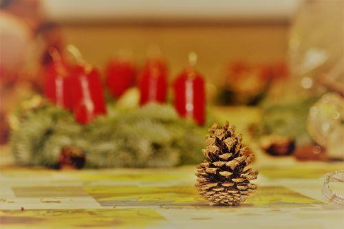 Kalėdos,sėkmė,žvakė,karūna