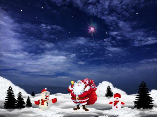 christmas merry christmas snow