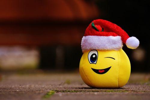 christmas smiley funny
