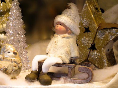 christmas slide winter