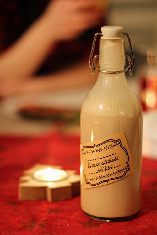christmas alcohol liqueur
