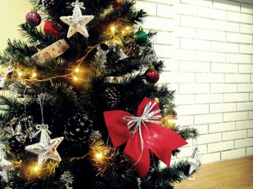 christmas tree holiday