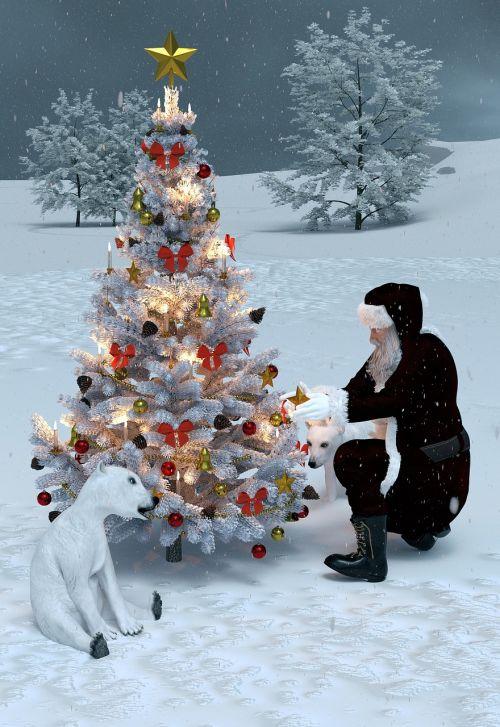 christmas motif background