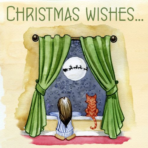 christmas wishes happy