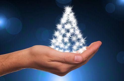 christmas star gloss