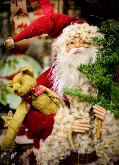 christmas santa holiday