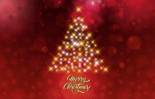 christmas christmas tree christmas card