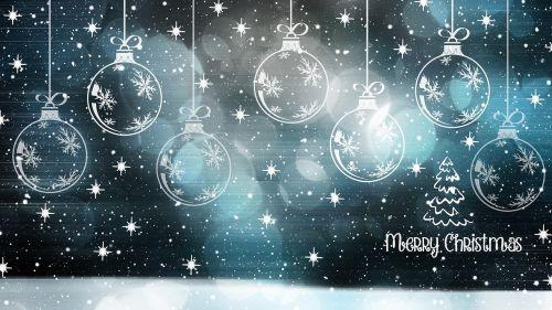 christmas christmas card bauble