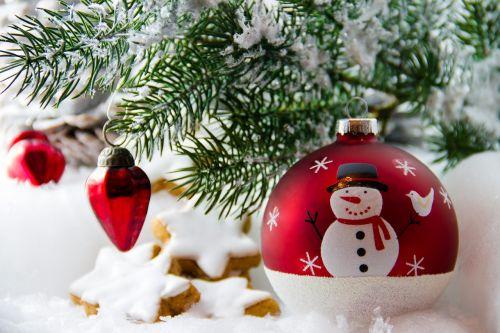 christmas christmas bauble star