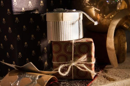 christmas gifts gift parcel
