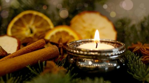 christmas fragrance cinnamon