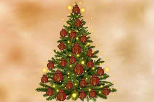 christmas festival christmas tree