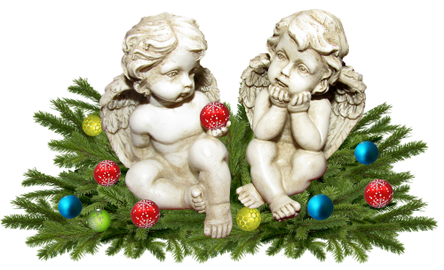 christmas decoration angels