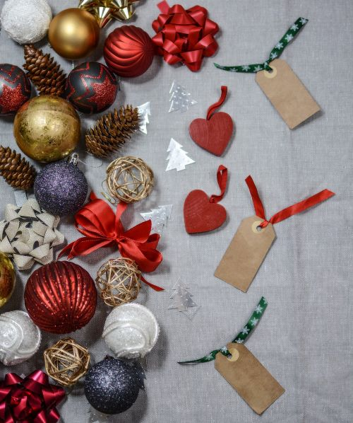 christmas ornament borders