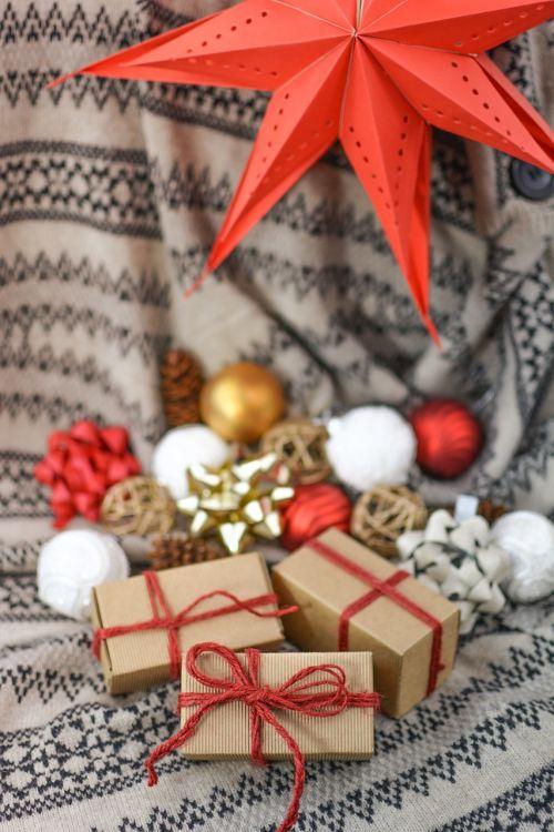 christmas gift new year