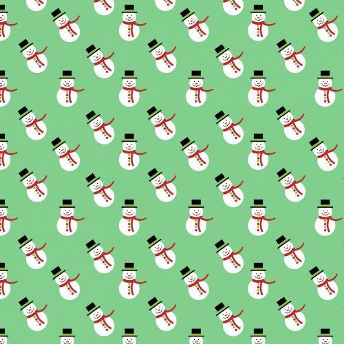 christmas snowman cute