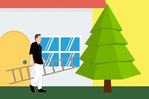 christmas  tree  man