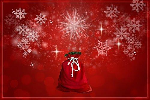 christmas  bag  gifts