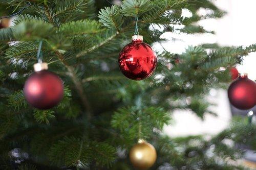 christmas  balls  festival
