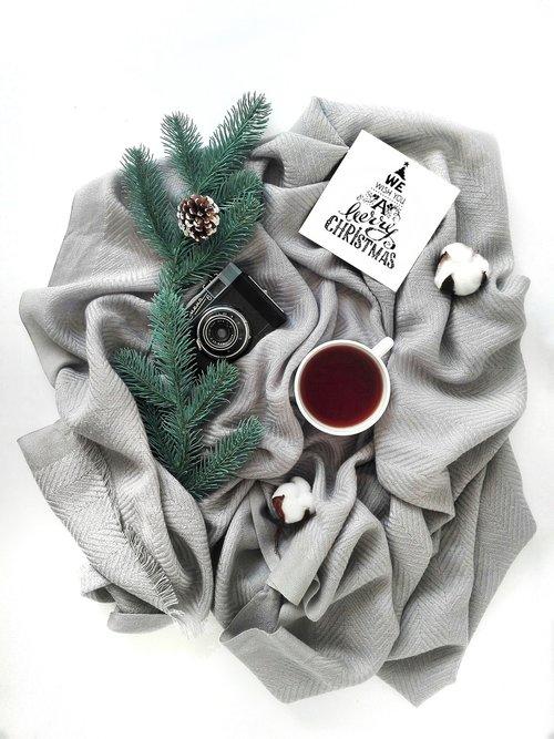 christmas  spruce  tea