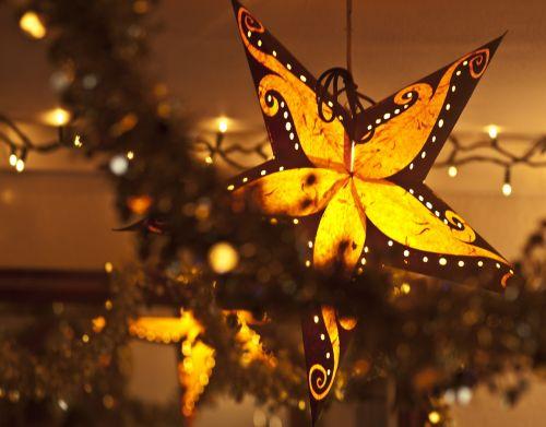 christmas fairy lights xmas