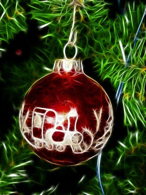 christmas ball christmas eve