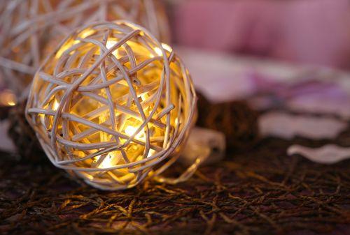 christmas deco lichterkette