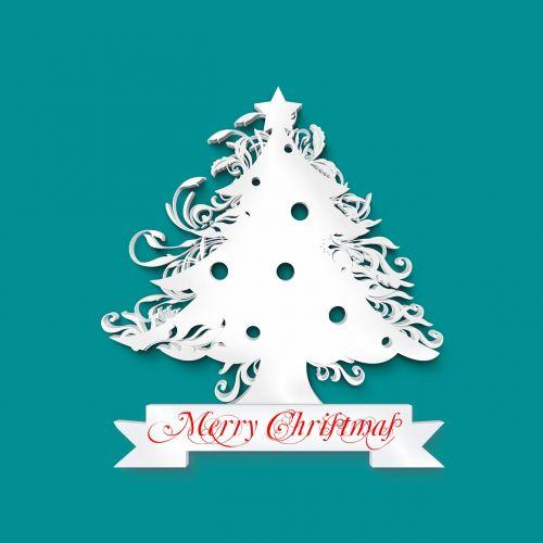 christmas christmas tree poinsettia