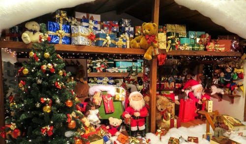 christmas gifts santa claus