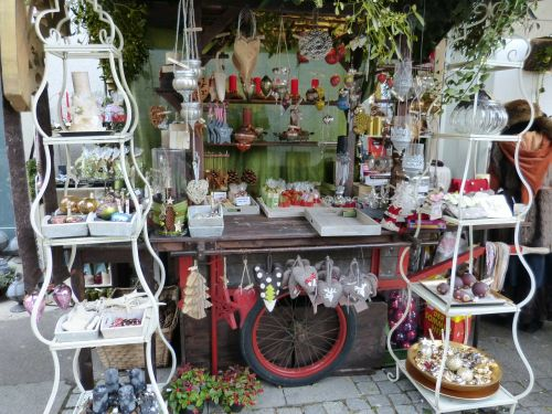 christmas christmas market sale